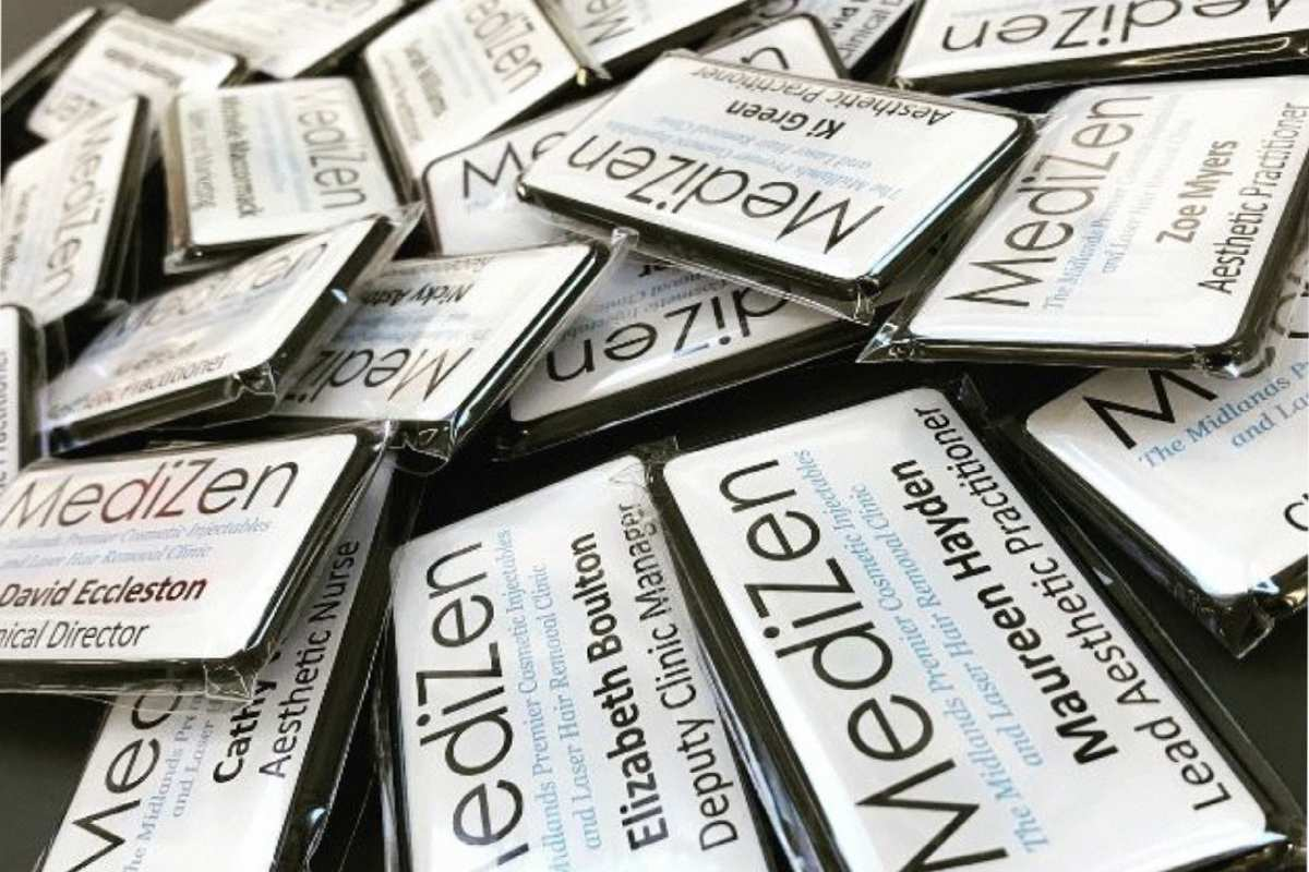 5 Top Creative Ideas for Name Badges