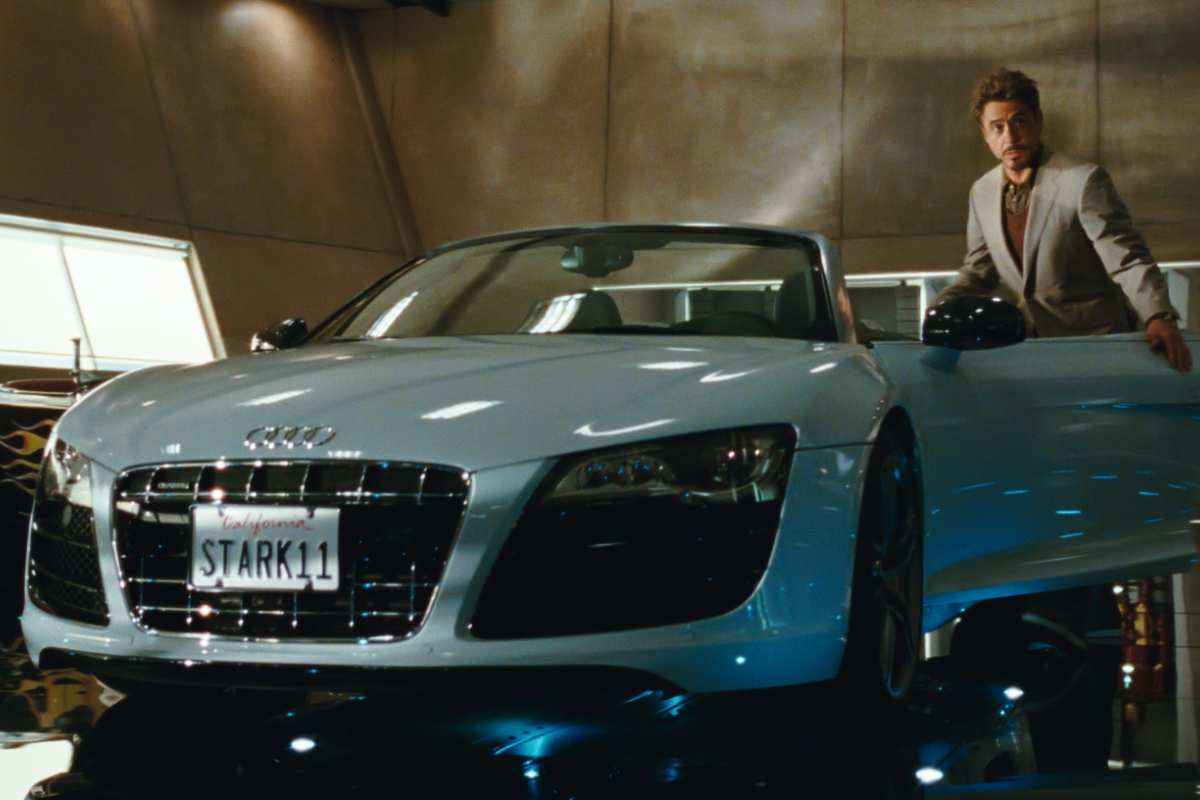 A history of Audi's product placements on the big screen