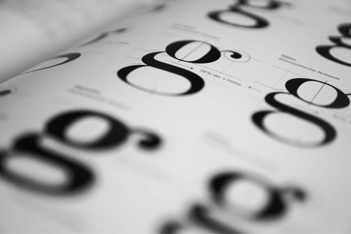 Looking at the psychology behind typography