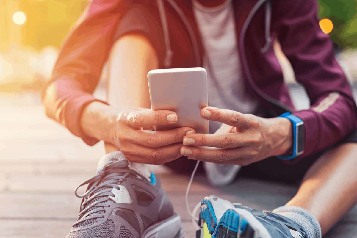Five health apps to keep you motivated…